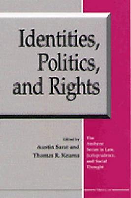 Identicravates - Politics and Rights (nouveau edition) by Austin Sarat - Thom