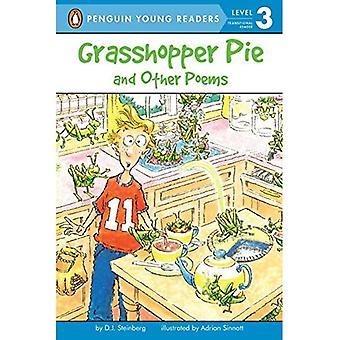 Grasshopper Pie and Other Poems (All Aboard Poetry Reader: Level 2)