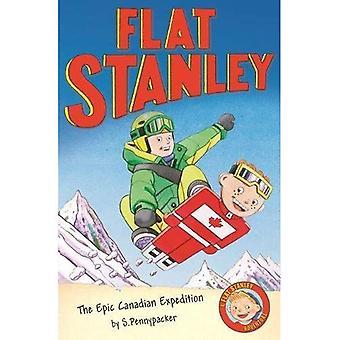 Aplati de Jeff Brown: l'expédition canadienne dans l'épique