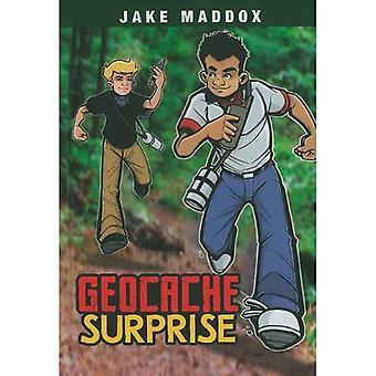 Geocache-Überraschung