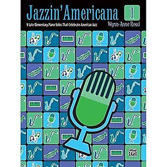 Jazzin' Americana, Bk 1
