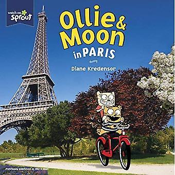 Ollie ja kuu Pariisissa (Pictureback)