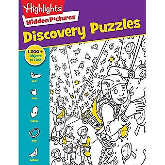 Favorite Discovery Puzzles (Highlights Hidden Pictures)