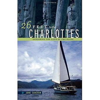 26 Feet to the Charlottes: Exploring the Land of the Haida