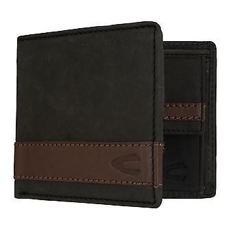 Camel active męskie portfel portfel portmonetka z chipów RFID ochrony czarny 7306