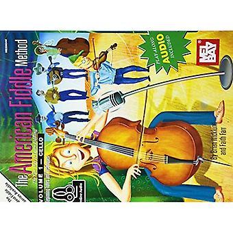 La méthode de violon américaine, Volume 1 - violoncelle