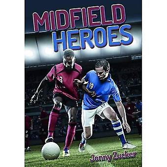 Midfield Heroes (Wow! Facts (P))
