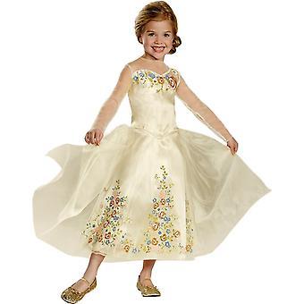 Cinderella Bride Costume - Wedding Dress for Kids