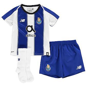New Balance Kids Boys Porto Home Mini Kit 2018 2019 Domestic Minikits Football