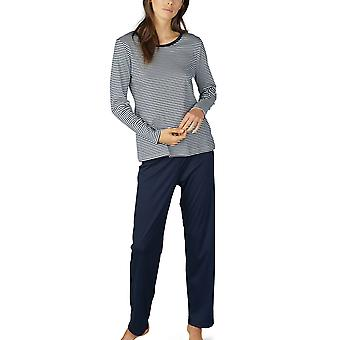 Mey 14951 JD Paula gestreift Baumwolle Pyjama-Set