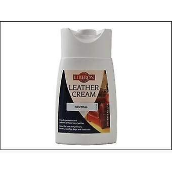 Liberon Leather Cream Neutral 150ml