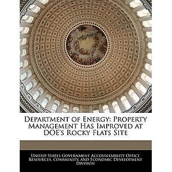 تحسنت إدارة ممتلكات وزارة الطاقة في موقع الشقق روكي من مساءلة الحكومة بالولايات المتحدة