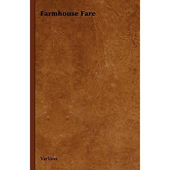 Farmhouse Fare by Various