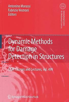 Dynamic Methods for Damage Detection in Structures by Morassi & Antonino