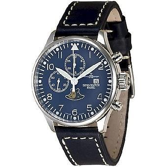 Zeno-watch mens watch vintage Chrono 7768 limited edition 4100-i4