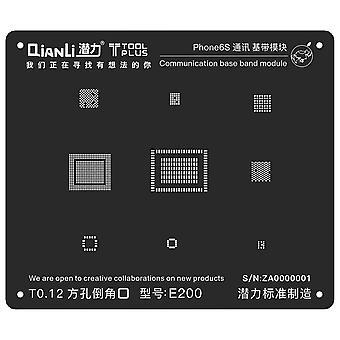 QianLi BGA Stencil Comms Base Band iPh 6S   iParts4u