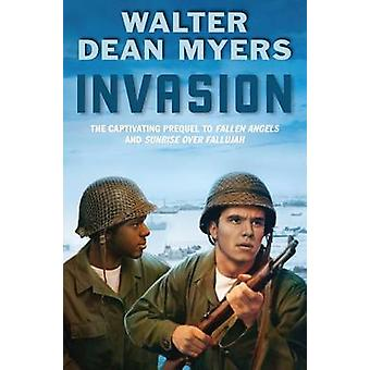 Invasion by Walter Dean Myers - 9780545384292 Book