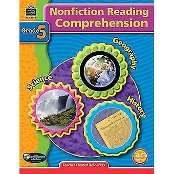 Nonfiction Reading Comprehension Grade 5 by Debra Housel - 9780743933