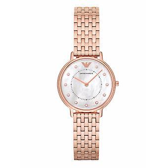 Emporio Armani Ar11006 Rose Gold Ladies Watch
