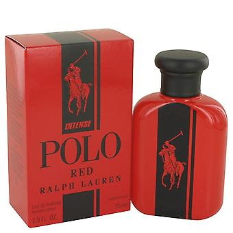 Polo Red Intense by Ralph Lauren Eau De Parfum Spray 2.5 oz / 75 ml (Men)