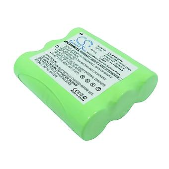 Batteri för Motorola HNN9018 HNN9233A AP10 AP50 CP10 CP50 HT10 SP10 SP50 SV10