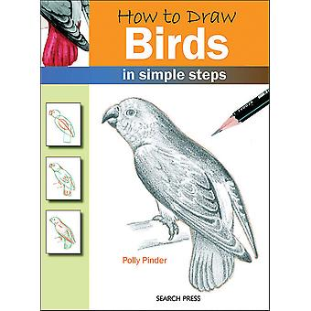 Search Press Books How To Draw Birds Sp 83549