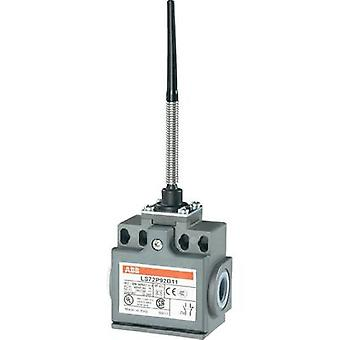 Limit switch 400 Vac 1.8 A Spring-loaded rod momentary ABB LS72P92B11 IP65 1 pc(s)
