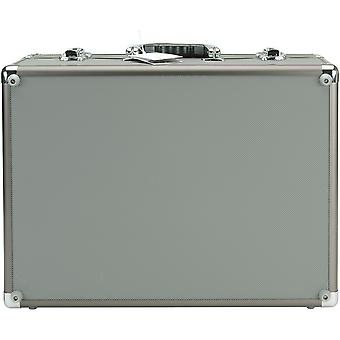 Copic Aluminum Case With Shoulder Strap-Gray IICASE-GRAY