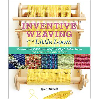 Storey Publishing-Inventive Weaving On A Little Loom STO-29726