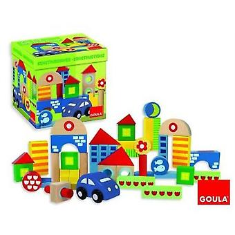 Goula Pack 41 Architectures (Toys , Preschool , Constructions)