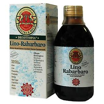 Herbofarm Lino-Rabarbaro 250Ml. Decotopia (Diet , Supplements)