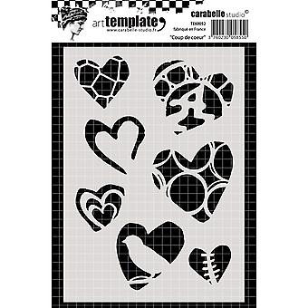 Carabelle Studio Template A6-A Crush TE60052