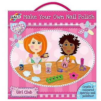 Galt Girls Club - Make Your Own Nail Polish