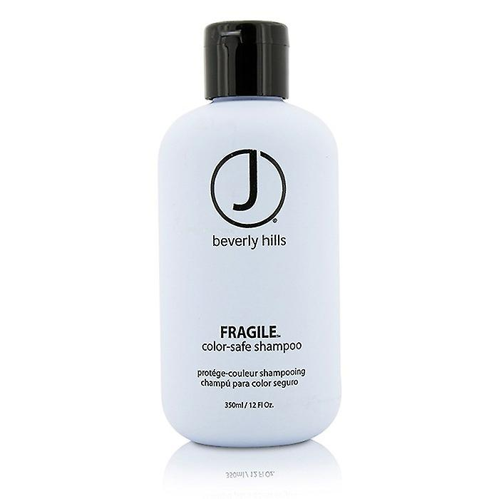 J Beverly Hills Fragile Color-Safe Shampoo 350ml/12oz