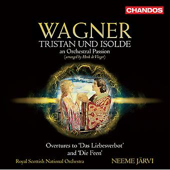 R. Wagner - Wagner: Tristan Und Isolde, an Orchestral Passion [SACD] USA import