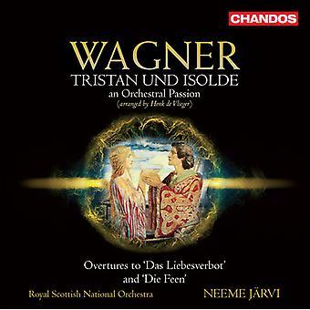R. Wagner - Wagner: Tristan Und Isolde, en orkestral Passion [SACD] USA import