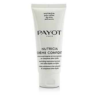 Payot Nutricia Creme Confort Nourishing & Restructuring Cream - For Dry Skin - Salon Size - 100ml/3.3oz