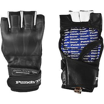 PunchTown KARPAL eX TAT2 Gloves - Black