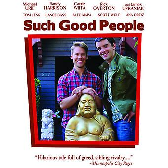 Such Good People [Blu-ray] USA import