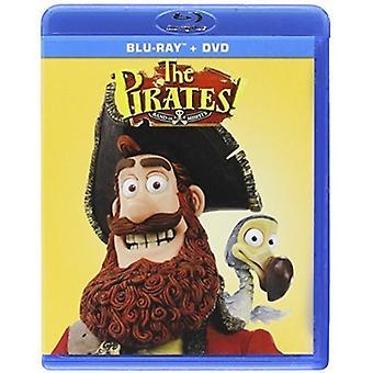 Pirates: Band of Misfits [Blu-ray] USA import