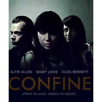 Confine [Blu-ray] USA import