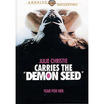 Demon Seed [DVD] USA importieren