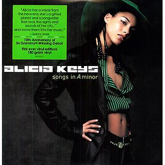 Alicia Keys - Songs in a Minor [Vinyl] USA import