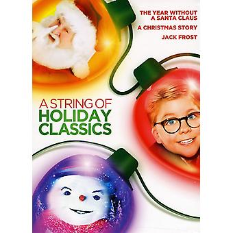 String of Holiday Classics 3Pak [DVD] USA import