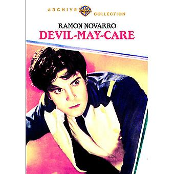 Devil May Care [DVD] Stati Uniti importare