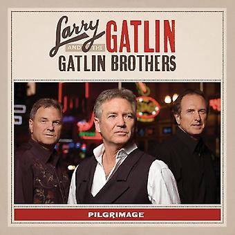 Larry Gatlin & the Gatlin Brothers Band - Pilgrimage [CD] USA import