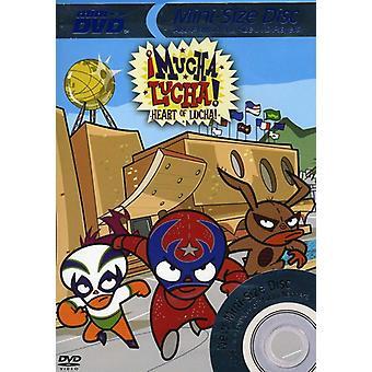 Mucha Lucha-hjertet af Lucha [DVD] USA importerer