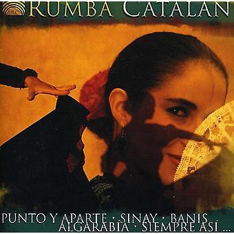 Punto Y Aparte/Guadaljarafe/Sinay/Voces De Romero/ - Rumba Catalan [CD] USA import