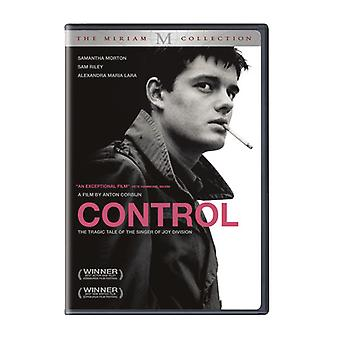 Control [DVD] USA import