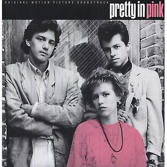 Pretty in Pink - Soundtrack (Pink Vinyl) [Vinyl] USA import